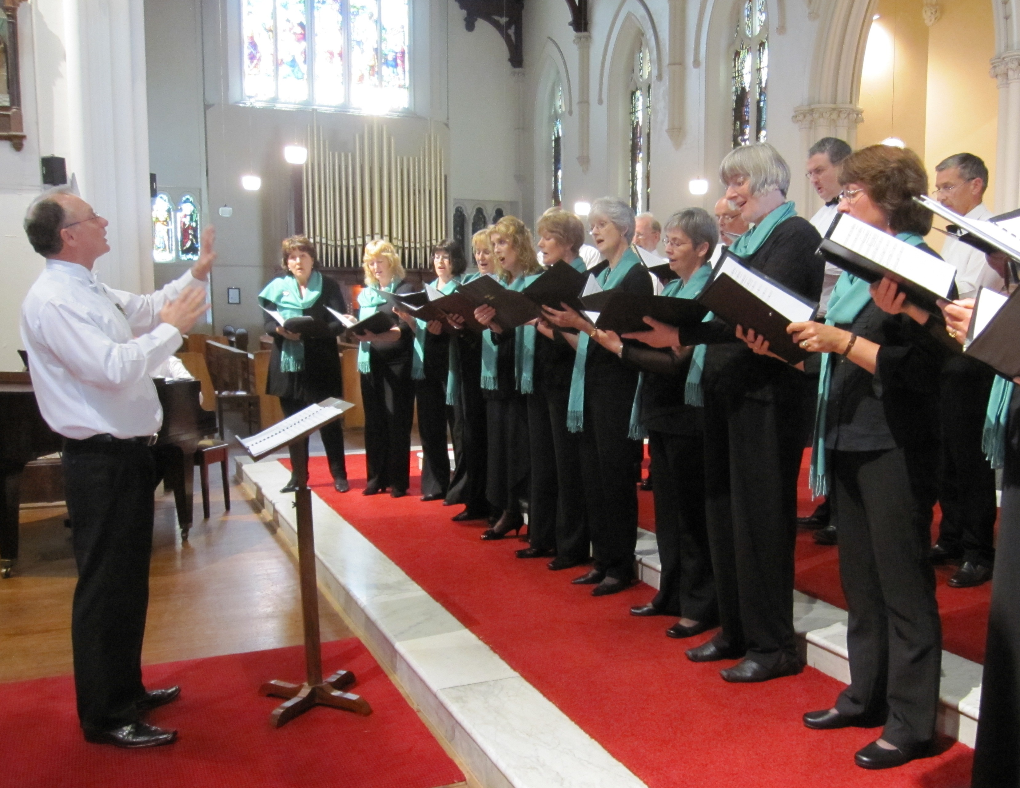 Search - New Zealand Choral Federation Inc